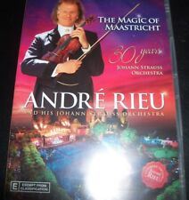 Andre Rieu - The Magic Of Maastricht 30 Years (Australia All Region) DVD – New