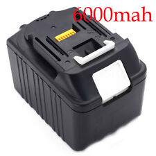 18V 6.0Ah Makita BL1830 BL1860 BL1815 LITHIUM ION LXT Replace Battery 6AH NEW UK