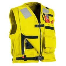 Vest, Life Perserver, MK1, Yellow, Size S