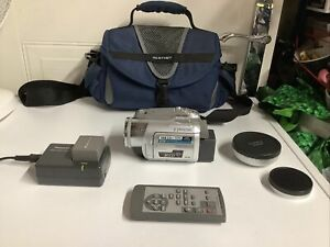 Panasonic GS150 Camcorder - Silver