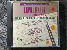 Lionel Richie (used cd) The Composer ~ Motown M-
