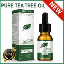 Tea Tree 100% Pure Essential Oil Anti Fungal Anti Bacterial Acne Anti Virus 10ml