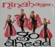 Nina Hagen Go ahead (1992) [Maxi-CD]