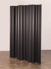 Eames Ebonized Folding Wood Screen FWS-6 Room Divider Herman Miller