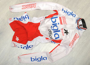 BMC BIGLA TEAM - ASSOS long sleeve speed suit LADY SKINSUIT - S