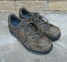 Lowa Renegade III GTX Lo Hiking Shoes Women's 8.5 W Brown Stone GUC Waterproof