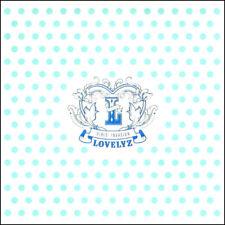Lovelyz Girls' Invasion - Hi~ 1st Album (Repackage) CD Sealed NEW K-Pop