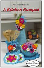 Crochet Tea Cozy A Kitchen Bouquet PDF Download by Annie Potter