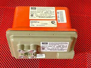 Bettis EM155F-13-C4-02-001 Electric Valve Rotary Actuator, EM155F13C402001, 115V