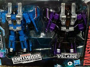 Transformers Earthrise Skywarp & Thundercracker (Target Exclusive) Seeker 2 Pack