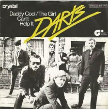 Darts-Daddy Cool/The Girl Can 't Help It (vinile-Single 1977)!!!