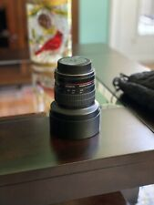 Rokinon 10mm F2.8 Wide Anglo For Canon EF-S Cameras