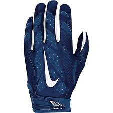 new mens XL Nike vapor jet 3.0 receiver gloves/pair navy/white gf0485-411