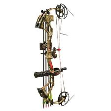 New 2015 PSE Bow Madness 32 RTS Package 70# LH Mossy Oak Infinty Camo