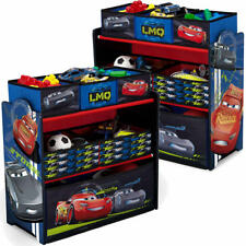 Disney Cars3 Kindermöbel Kinderregal Holzregal Kinder Regal Holz Kinderholzregal