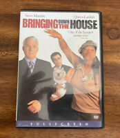 Bringing Down the House (DVD, 2003, Full Frame) FREE SHIPPING
