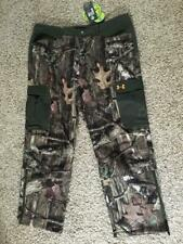 UNDER ARMOUR camo capture fleece hunting pants cold gear 42 / 32 NWT