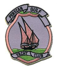 Persian Gulf Yacht Club patch  US Navy