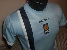 SCOTLAND / 2005-2007 Away  - DIADORA - JUNIOR Jersey / Shirt.  Size: JM 9-10 yrs