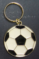 SOCCER BALL Key Ring Keychain Key Chain NEW Great gift! Sports