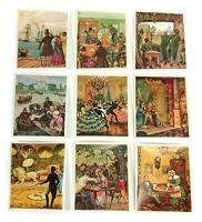 German Tobacco Cigarette Cards Culture Vintage Antique 1930s 212DA
