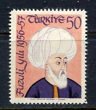 30900) TURKEY 1957 MNH** Fuzuli 1v. Scott# 1258