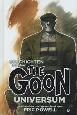 The Goon universo 2, Cross CULT