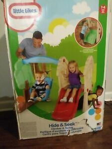 Little Tikes 630293M Outdoor Kids Slide