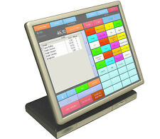 PC de muro con display for MSDOS Windows 98 1ghz 512mb 1gb rs232 CF LPT PARALELO mm