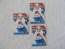 Andrei Kovalenko 1992/93 Upper Deck Young Guns Rookie Cards 3x Lot Quebec