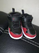 Nike Air Jordan Size 5c Black/Gym Red-White 629944-009 Toddler