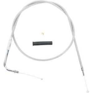 "Drag Specialties 33.69/"" Vinyl Throttle Cable4330500B"