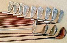 Ladies Complete Daiwa Hi Trac Plus Golf Set 3 Woods 9 Irons Putter Graphite RH