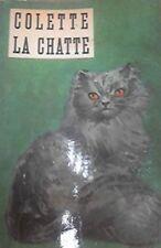 La Chatte,Colette  ,Hachette,1966