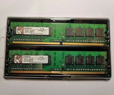 Kingston KVR800D2N6/1G - Memoria RAM de 2 GB (800 MHz DDR2 Non-ECC CL6 DIMM, 240