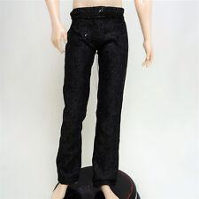 Mattel Crepúsculo Edward Oscuro Azul Denim Pantalones de vestir como nuevo fuera de caja-sin Muñeco