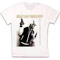Boogie Down Productions 80s Hip Hop Rap Retro Vintage Unisex T Shirt 1602