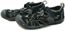 Keen Seacamp II CNX Kids Sz 4 Waterproof Hiking Walking Comfort Sport Sandals