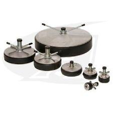 """Cast Aluminum Expansion Purge Plug for TIG Welding - 2.5"""" Diameter"""