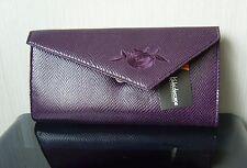 Purple Snake Clutch Bag, Evening Bag New (£45)