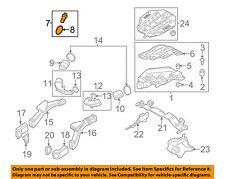 BMW OEM 14-17 X5-Mass Air Flow Sensor 13628658527