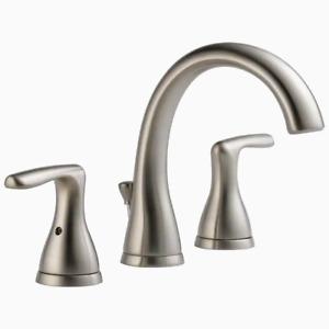 Peerless Dulcet 2-handle Widespread WaterSense Bathroom Sink Faucet