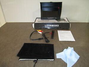 EACHINE LCD5802D 7INCH DIVERSITY DVR SCREEN/MONITOR , FATSHARK, AOMWAY, SKYZONE