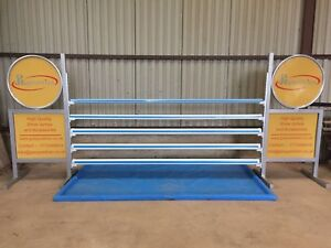 Water Tray 1.8m x 3m for Show Jumps - High Quality.