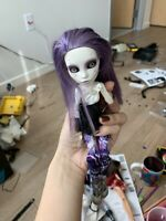 Monster High Ooak Handmade Repaint Doll