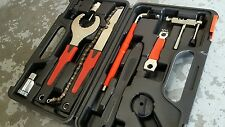 Cycle TOOL KIT Bicycle Bike Cassette HOLLOWTECH 2 Octalink ISIS Suits Most Bikes