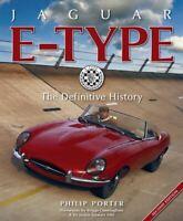 Jaguar E-Type The Definitive History Xke Book Porter New