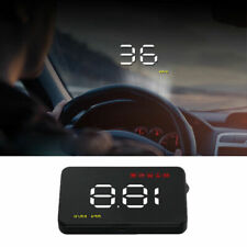Auto HUD Head Up Display Speed Warning OBDII Geschwindigkeit Tachometer DE