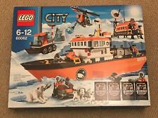 RARE - LEGO City 60062 Arctic Icebreaker - BNIB & Sealed - Free P&P