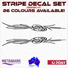 59cm STRIPE #7 Car,ute,truck,caravan,boat marine pin striping decal sticker set